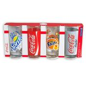 Coca-Cola Longdrink Glas Set New Live