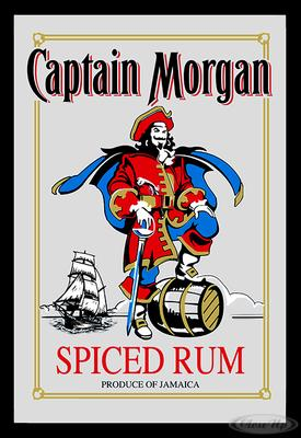 Captain Morgan Spiegel Spiced Rum