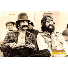 Cheech & Chong Poster