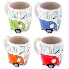 Camper Bus Tassen Set