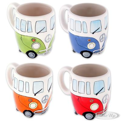 Camper Bus Tassen Set Wohnmobil Tassen