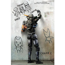 Chappie Poster Familie