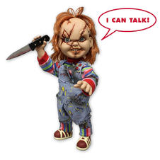 Child's Play Chucky doll 15""