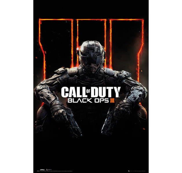 Call of Duty Poster -