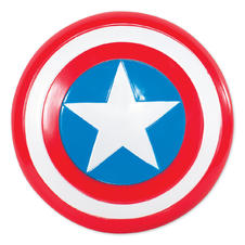 Captain America Retro Schild