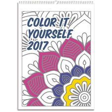 Colour it Yourself 2017