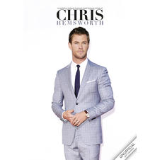 Chris Hemsworth Kalender 2017