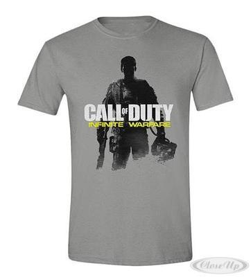 Call of Duty Infinite Warfare T-Shirt Soldier Pose