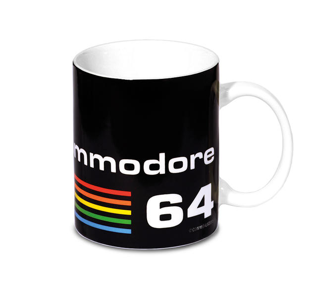 Commodore 64 Tasse