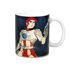 Captain Future Tasse