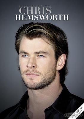 Chris Hemsworth Kalender 2018 Tributkalender