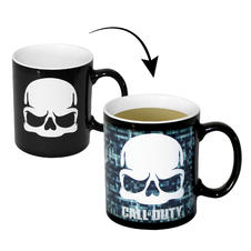 Call of Duty Thermo Effect Mug