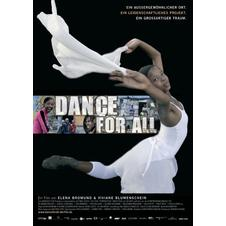 Dance for all Poster