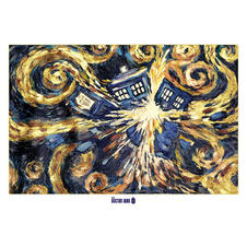 Doctor Who XXL Poster