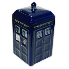 Doctor Who Spardose Tardis