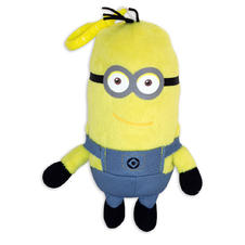 Despicable Me 2 Minions stuffy keychain