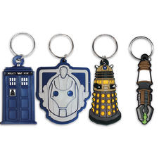 Docter Who Keyring