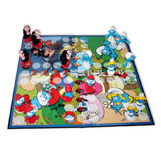 The Smurfs Ludo