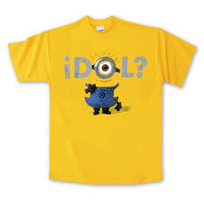 Despicable Me T-Shirt Idol?