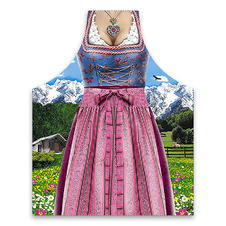 Dirndl Kitchen Apron