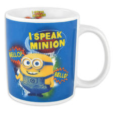 "Despicable Me Tasse ""I speak"