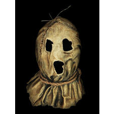 Somber Scarecrow Mask