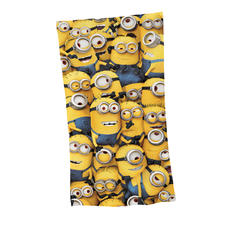 "Despicable Me Badetuch ""Crowd"""