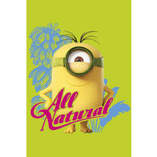 Minions Poster All Natural