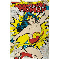 DC Comics Poster Wonder Woman