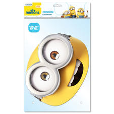 Despicable Me Party-Mask