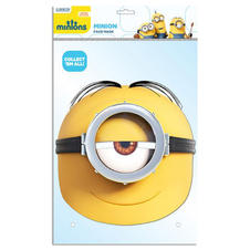 Despicable Me Party-Maske