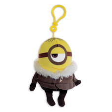 Despicable Me Clip On Schlüs-