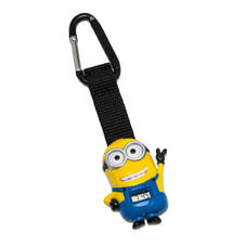 Despicable Me Clip On LCD-Uhr