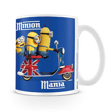 Despicable Me Tasse Minion