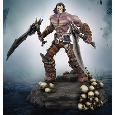 Darksiders II  Statue Death