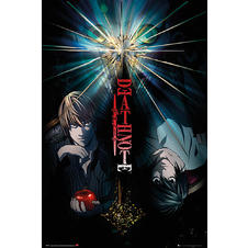 Death Note Poster Duo