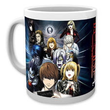 Death Note Tasse Group