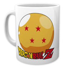 Dragonball Tasse Ball & Logo
