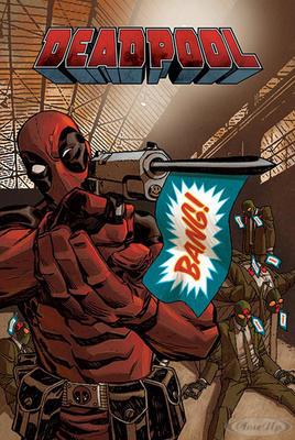 Deadpool Poster Bang