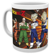 Dragonball Z Tasse Z Fighters