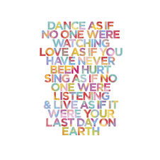 Dance As If No One Were Poster