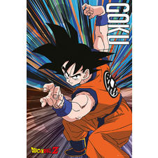 "Dragon Ball Z ""Goku"" Poster"