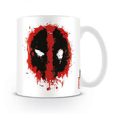 Deadpool Tasse Splat Logo