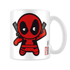 Deadpool Mug Marvel Kawaii
