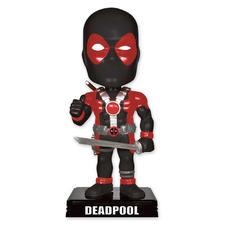 Deadpool Wacky Wobbler Wackel-