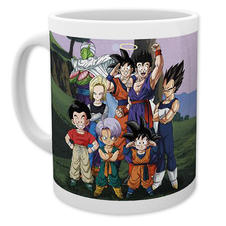 "Dragonball Z ""30th Anniversary"" Mug"