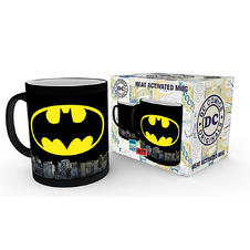 DC Comics Batman Thermo-sensitive Mug -