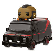 Das A-Team Pop Rides! Vinyl