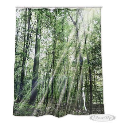 Duschvorhang Forest | Bad > Duschen > Duschvorhänge