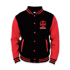 Deadpool College style jacket - Logo